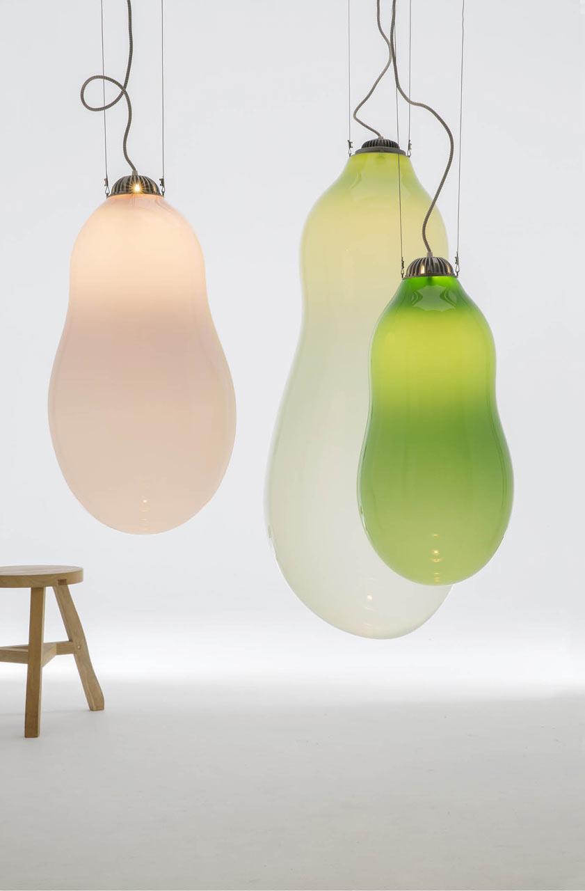 bubble suspension light