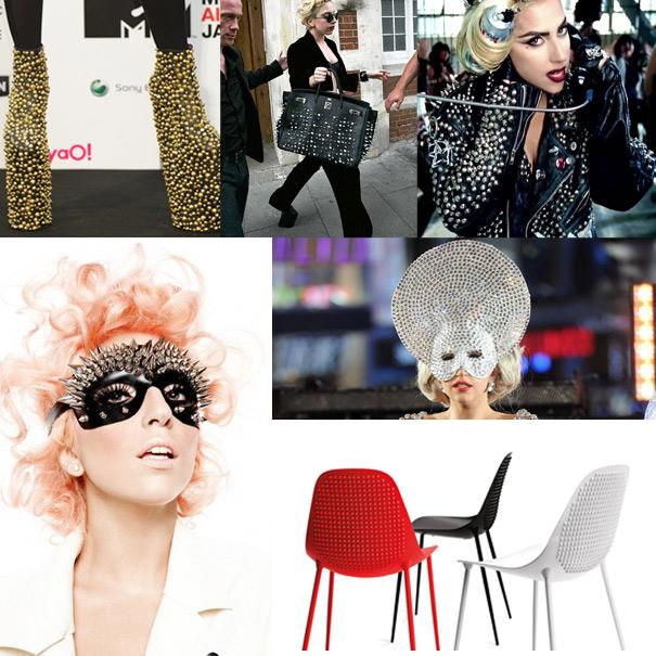 Lady Gaga,Lady Gaga fashion,designer chairs,designer seating,