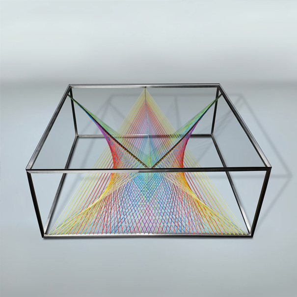 Colourful Coffee Table