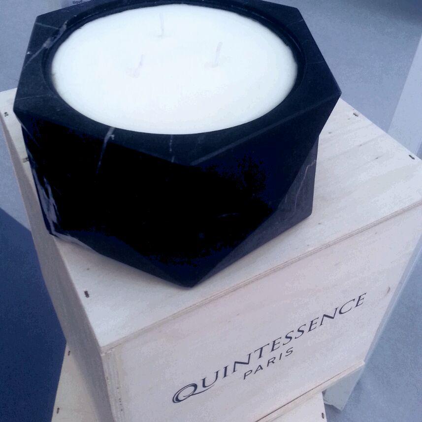 Quintessence candle