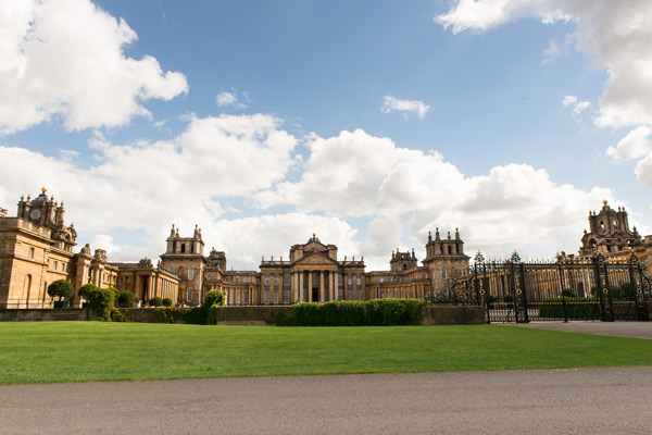 Blenheim Palace,country house,baroque design,
