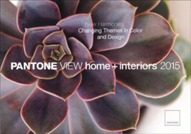 pantone reveals 2015 interior design colour trends