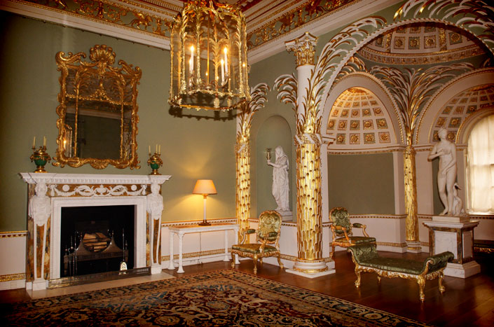 Spencer House,neo-classical design,Diana Princess of Wales,antique furniture