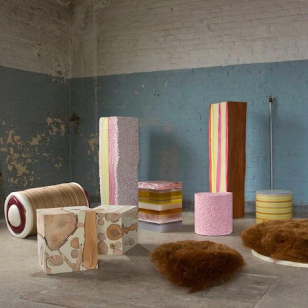 candy furniture,colourful furniture,quirky furniture designs,
