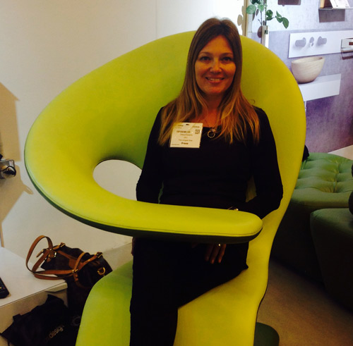 Aleaf  Chair Workstation by Design You Edit